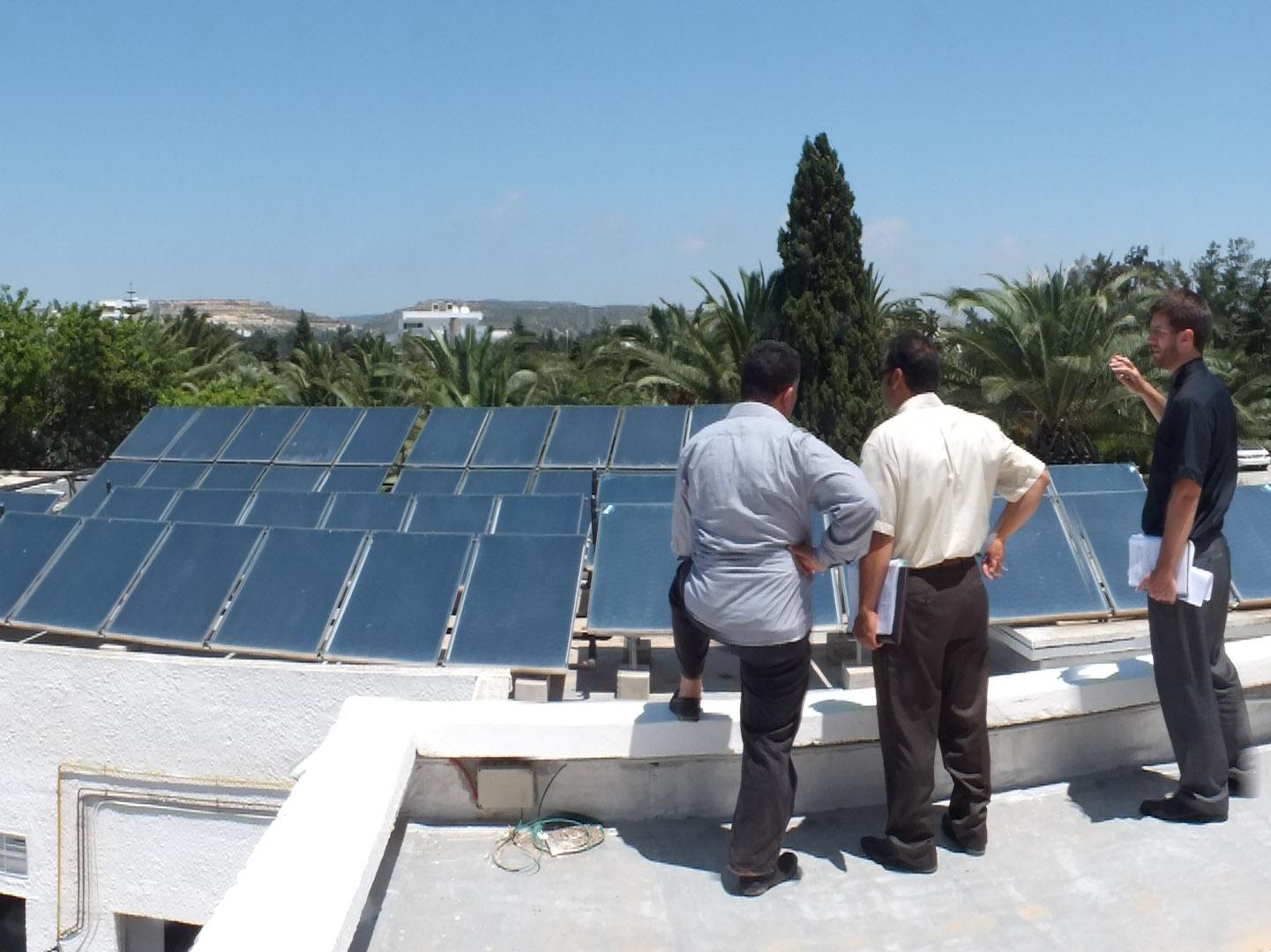 Projet de Production Propre en Tunisie