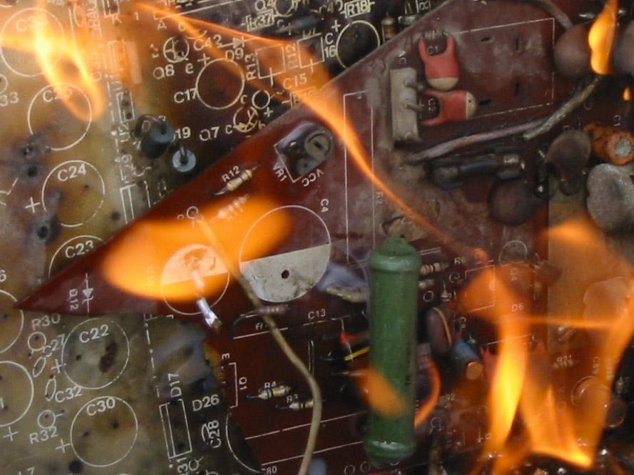 La gestion des déchets électroniques dans les pays en développement