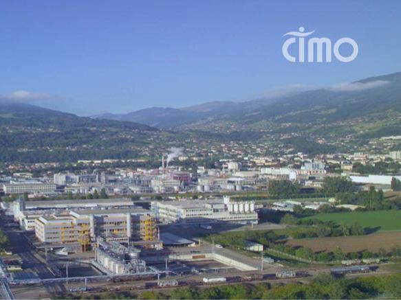 Le site chimique de Monthey et la région Chablais