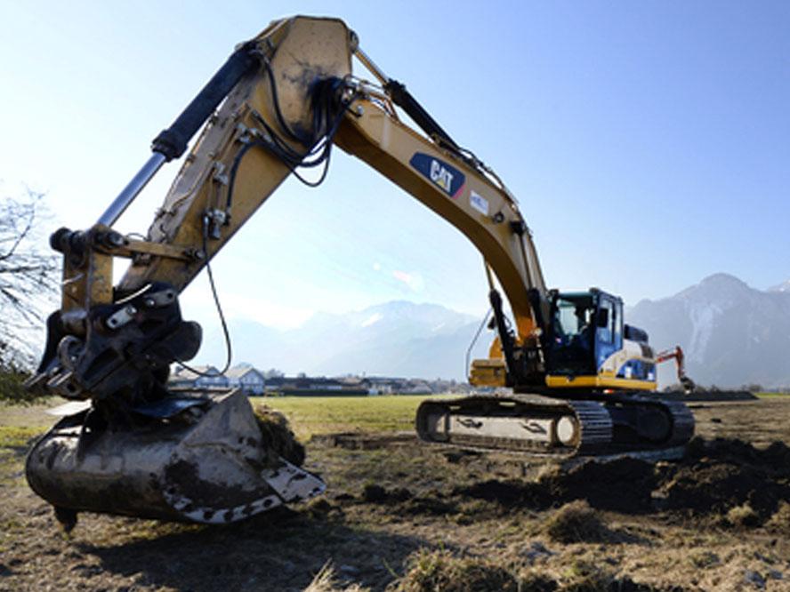 Evaluation de la production future de matériaux inertes et d'excavation